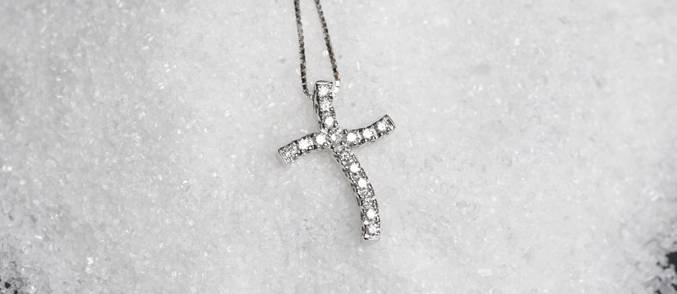 Ciondolo Croce Sirio